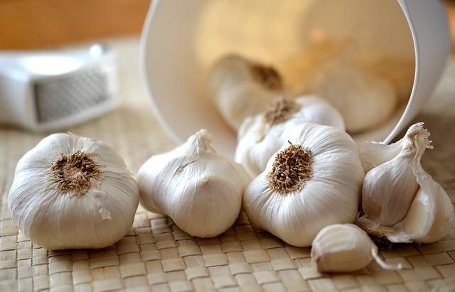 Colesterol y ajo añejado