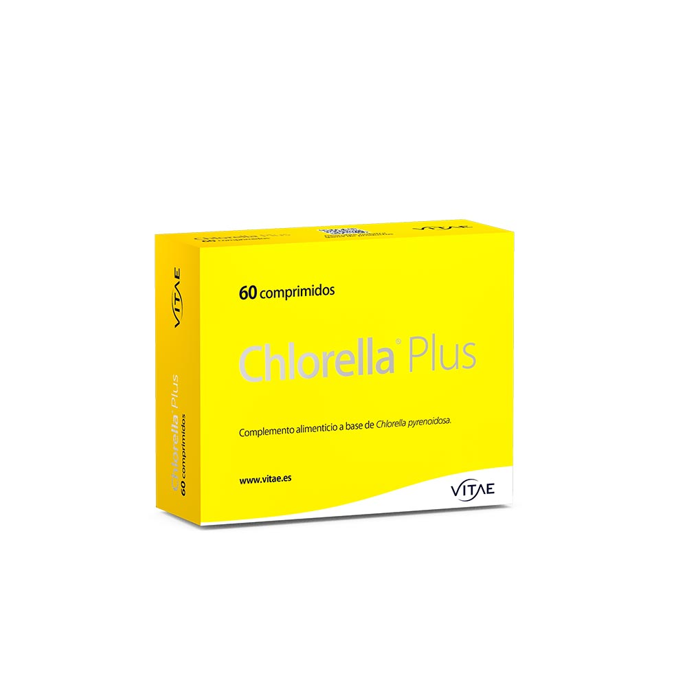Chlorella® Plus