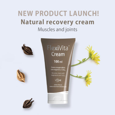 The revolution of creams for pain. Recovery and analgesic, all in one.
