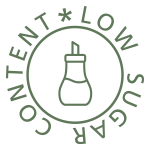 Low sugar content