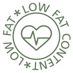 Low fat content