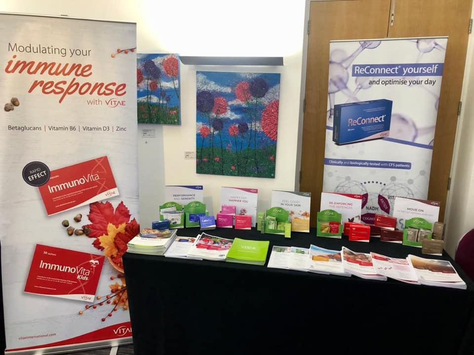 Vitae at the IHCAN Conferences in London
